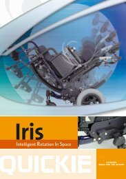 Iris Intelligent Rotation In Space - Ortopedia Paoletti