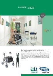 Jazz II productleaflet NL.pdf - Invacare