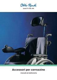 Accessori per carrozzine - Ortopedia Paoletti