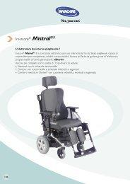 Invacare® Mistral®3 - Ortopedia Paoletti