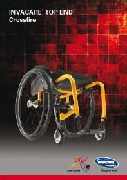INVACARE® TOP END® Crossfire