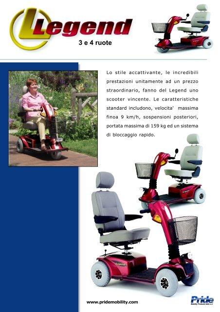 3 e 4 ruote - Ortopedia Paoletti