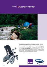 Folder Elektrische rolstoelen NL 2012_Adventure.pdf - Invacare