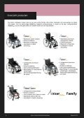 Invacare® Familie Modulairiteitscatalogus 2012 - Page 6
