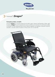Invacare® Dragon® - Ortopedia Paoletti