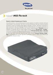 Invacare® MSS Flo-tech - Ortopedia Paoletti