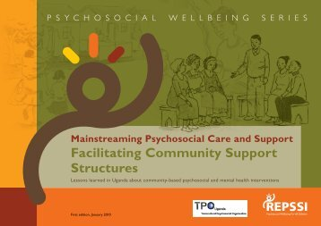 Facilitating Community Support Structures