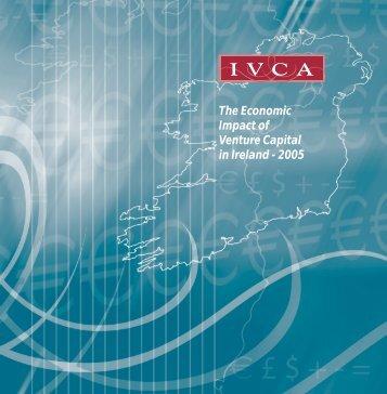 Economic Impact Study 2005 - IVCA