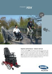 Invacare® FDX - John Preston