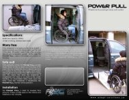 Adapt-Solutions Power Pull Ramp Assistant - MobilityWorks
