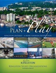 Kingston Sport Organizations - Kingston Tourism