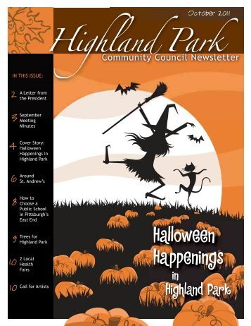 HPCC October 2011 - Highland Park