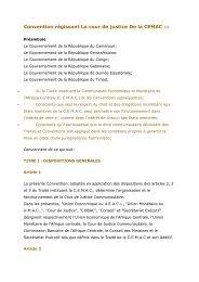 Convention CEMAC - cmeyanchama.com Cruz Melchor EYA ...