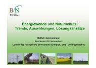 Trends, Auswirkungen, Lösungsansätze - Biodiversität - schützen ...