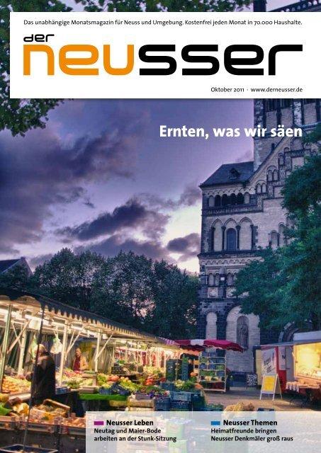 Oktober 2011 Der Neusser
