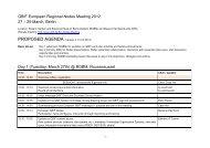 GBIF European Regional Nodes Meeting 2012 27 – 29 March ...