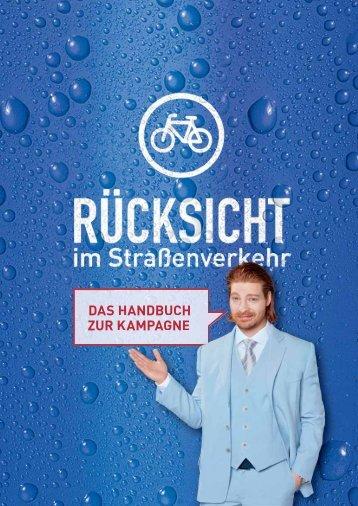 Handbuch - Rücksicht im Straßenverkehr