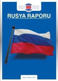 RUSYA RAPORU - SDE
