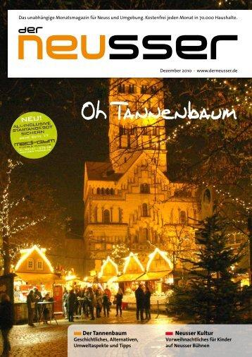 Dezember 2010 - Der Neusser