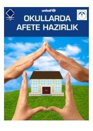 (İndir) Okullarda Afete Hazırlık Kitabı