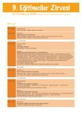 24-25 Mayıs 2006 Ceylan Inter-Continental Hotel, İstanbul - stratejİKa - Page 2