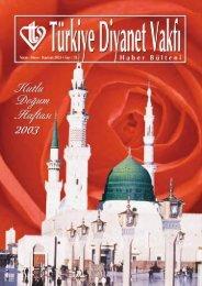 Kutlu Do¤um Afl - Türkiye Diyanet Vakfı