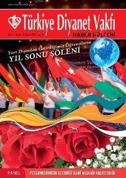 Bulten 94 - Türkiye Diyanet Vakfı