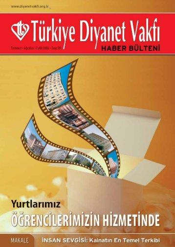 TDV 29 May›s Özel ‹stanbul Hastanesinde - Türkiye Diyanet Vakfı