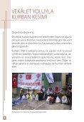 vekaletle kurban kesimi organizasyonu broşürü - Page 2