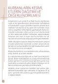 vekaletle kurban kesimi organizasyonu broşürü - Page 4