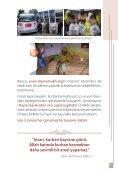 vekaletle kurban kesimi organizasyonu broşürü - Page 7