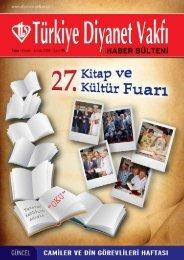Prof.Dr. Ali BARDAKO⁄LU - Türkiye Diyanet Vakfı