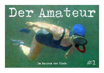 Der Wa nd el im - Der Amateur