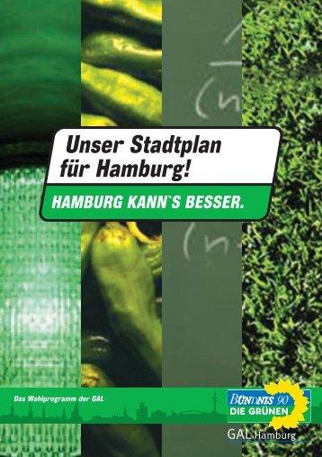 Unser Stadtplan für Hamburg! - DGB Nord