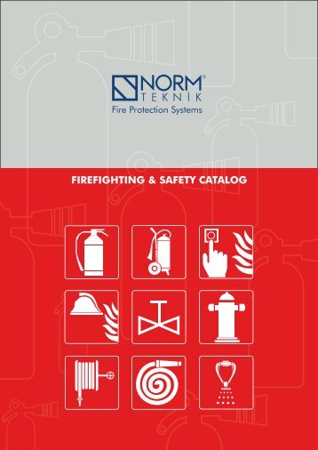 FIREFIGHTING & SAFETY CATALOG