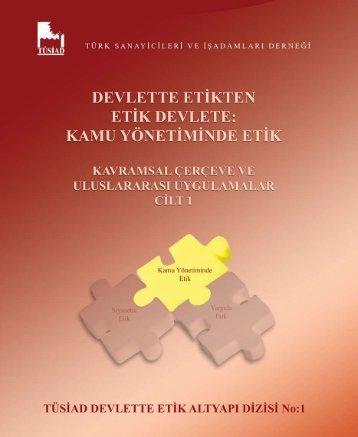 devlette etikten 1 - Etik Türkiye.com