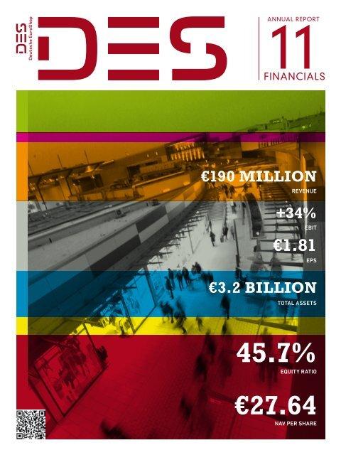 Financials - Deutsche EuroShop
