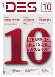 Annual Report 2010 Deutsche EuroShop AG