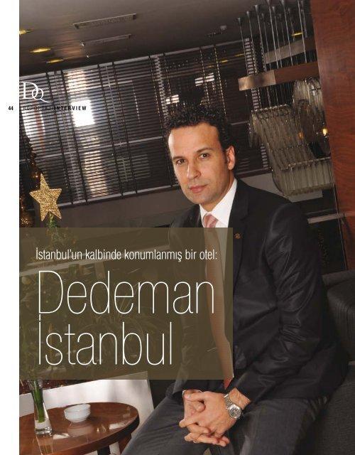 NEWS - Dedeman Otelleri