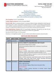 SHO 217-03.pdf - Sosyal Hizmetler - Hacettepe Üniversitesi