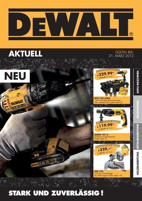 AKTION - DeWalt