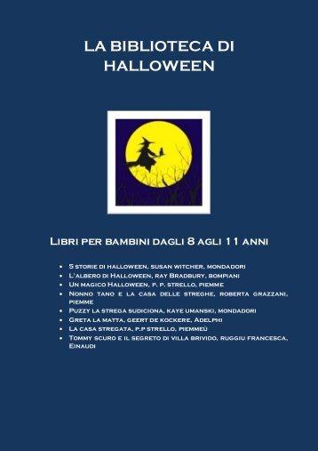 LA BIBLIOTECA DI HALLOWEEN - Biblioteca Comunale di Copparo