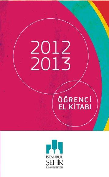 şehir'de akademik yapı - My Sehir - İstanbul Şehir Üniversitesi