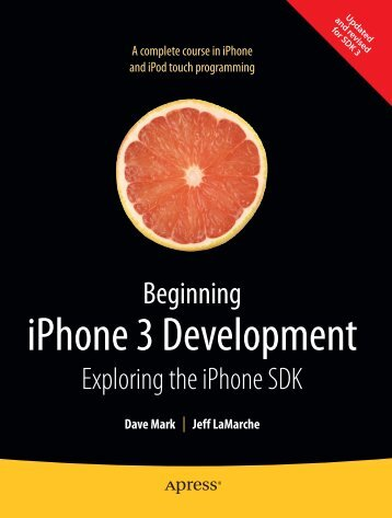 Jeff LaMarche Beginning iPhone 3 Development