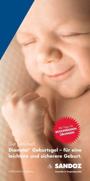 Dianatal® Geburtsgel - Dianatal Obstetric Gel