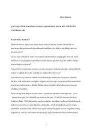 2008, 9.FAKİR BAYKURT KÜLTÜR ve SANAT ... - alperakcam.com