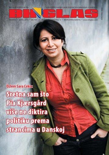 Sretna sam što Pia Kjærsgård više ne diktira politiku prema ...