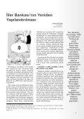 İller Bankası'nın Yeniden Yapılandırılması - YAYED - Page 7