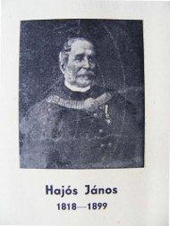 Hajós János