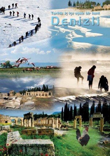 Denizli Özel Dosya - Türk İdareciler Derneği